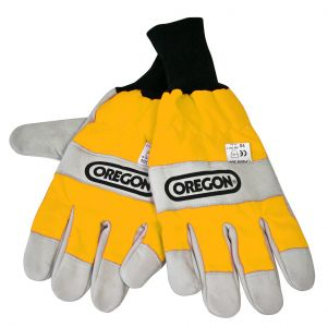 Oregon Chainsaw Gloves (Both Hands Protection)