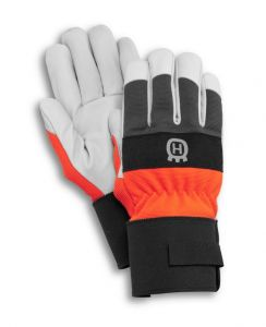 Husqvarna Classic 579379910 Heavy Duty Leather Work Gloves
