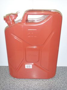 Metal Jerry/Fuel Can 20ltr