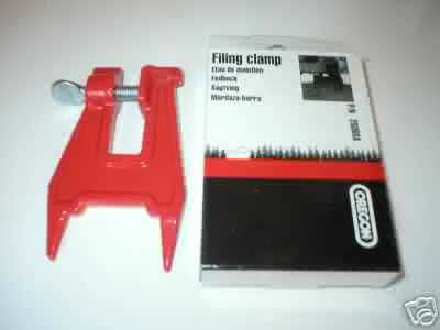 Oregon Filing Clamp 26368A