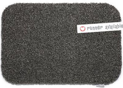 Hug Rug Plain Slate Barrier Mat