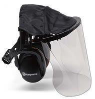 Husqvarna Hearing Protector perspex visor & cover 505665348