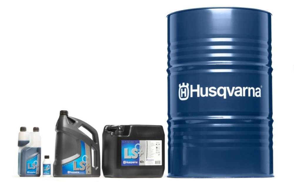 Husqvarna Two-Stroke oil - low smoke