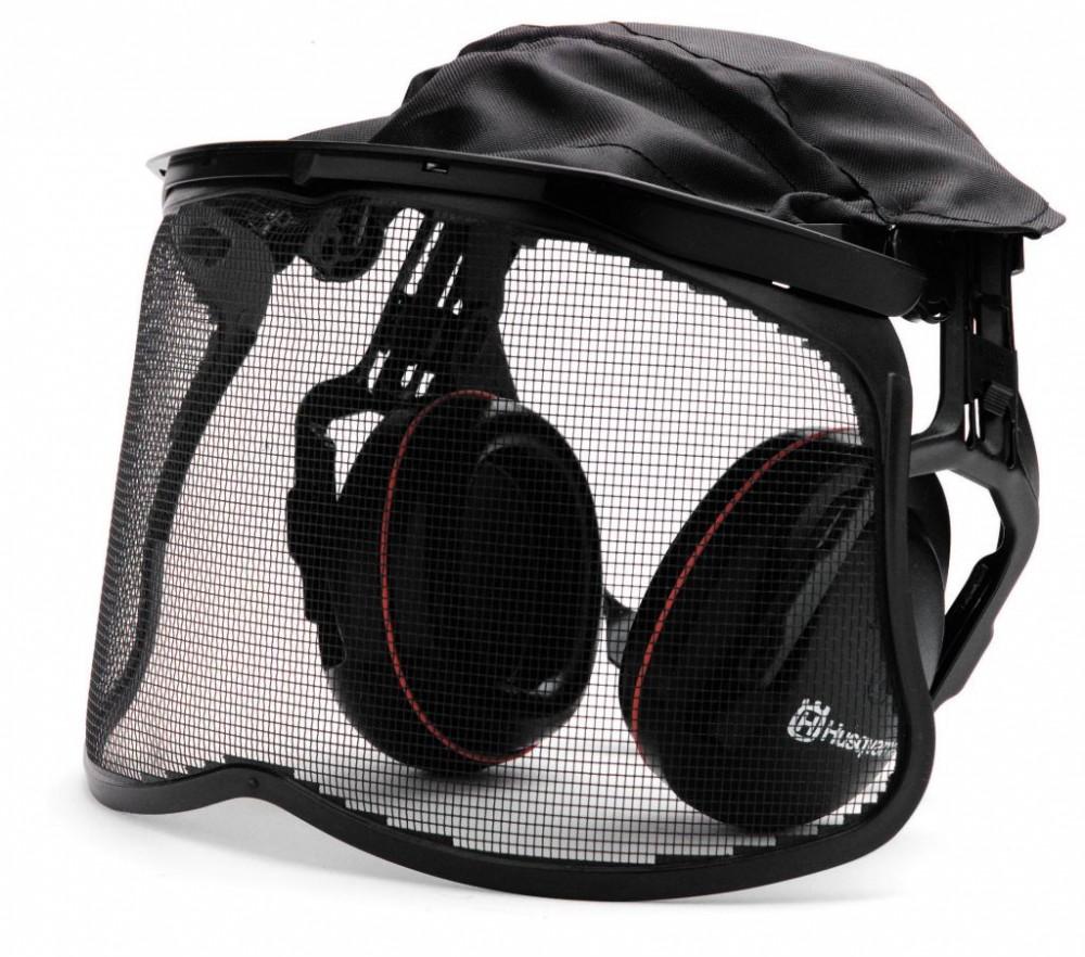Husqvarna Hearing Protector mesh visor & cover 505665358