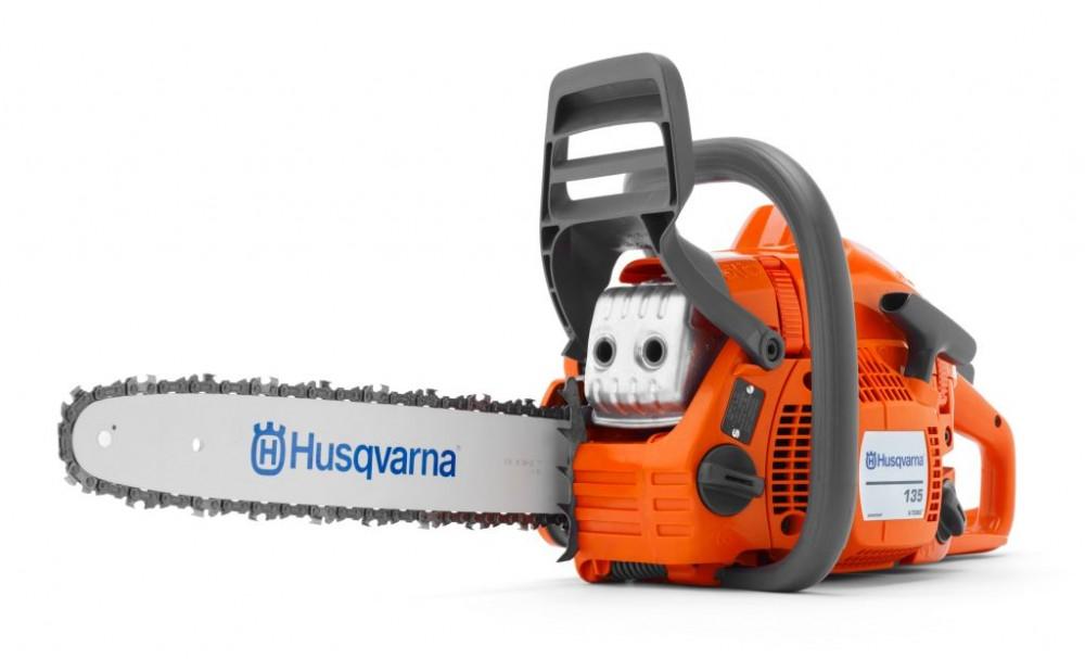 """Husqvarna 135 Petrol 14"""" Chainsaw"""