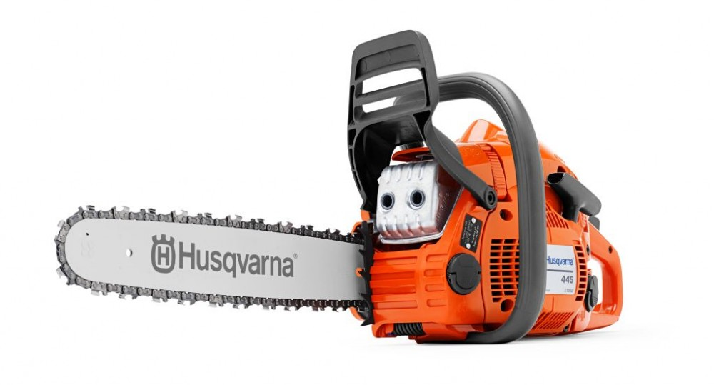 "Husqvarna 445 Chainsaw c/w 18"" bar & chain"
