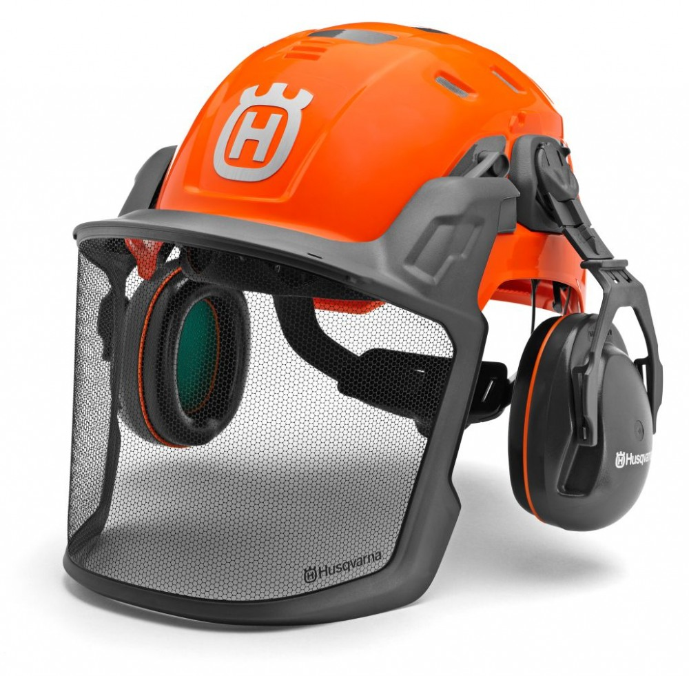 Husqvarna Chainsaw Helmet Forest Technical