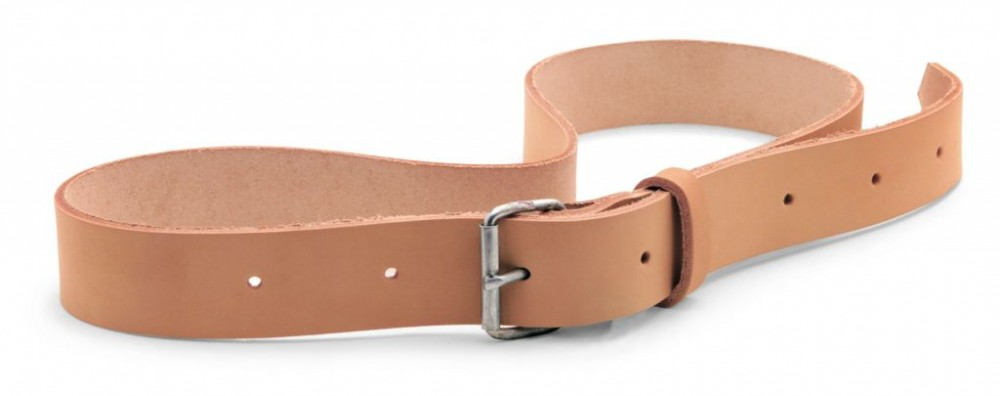 Husqvarna Leather Waist Belt 505690001