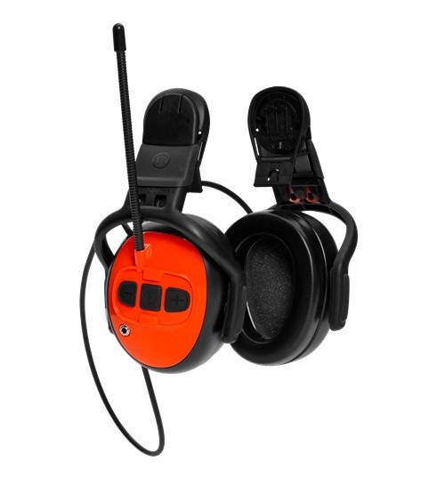 Husqvarna Hearing Protection with Radio/MP3 578274902
