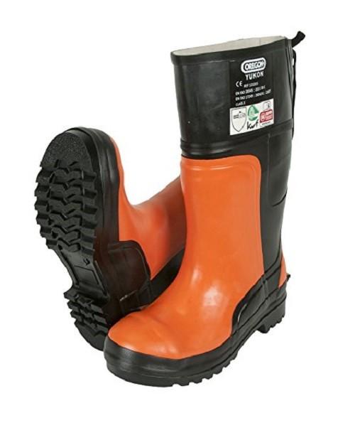 Oregon Yukon Chainsaw Boots Class 3 295385