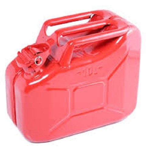 Metal Jerry/Fuel Can 10ltr