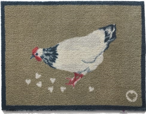 Hug Rug Barrier Mat Chicken 1 Size 65cm x 85cm