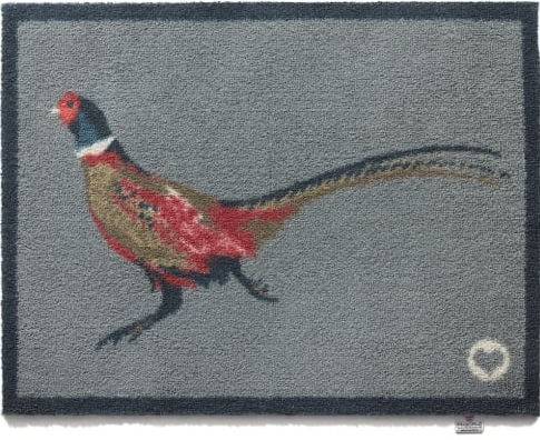 Hug Rug Barrier Mat Pheasant 1