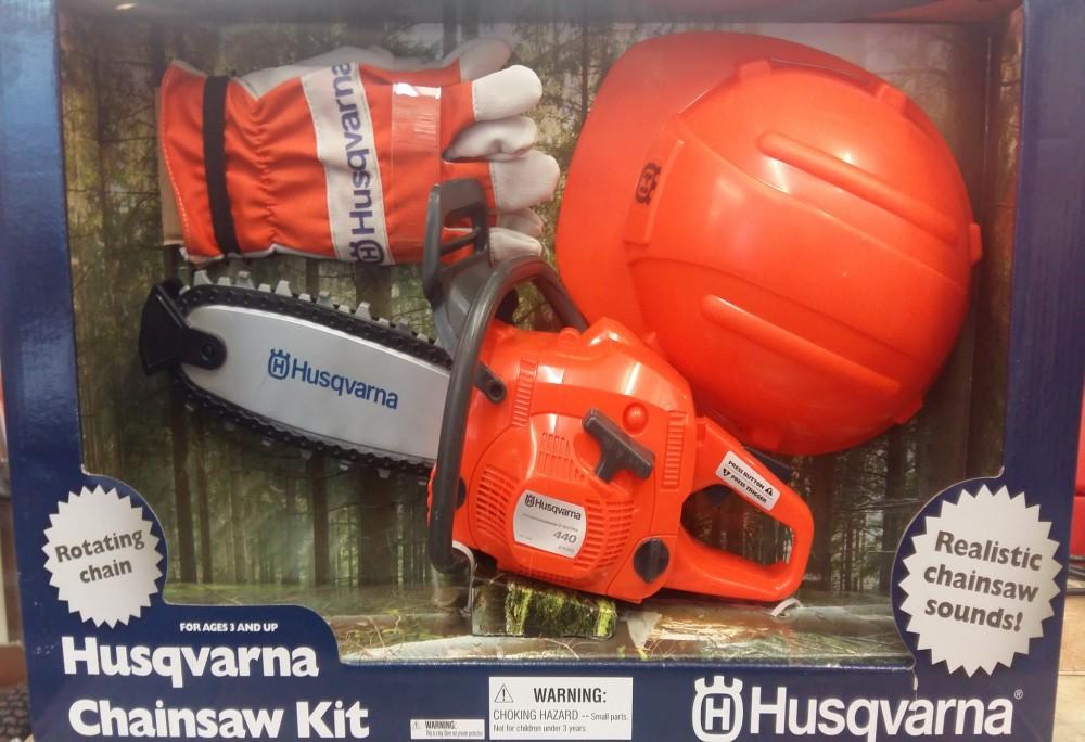 Husqvarna Chainsaw Kit