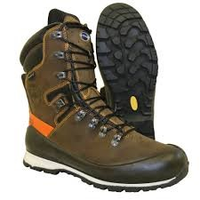 LAVORO Elite Waterproof Chainsaw Boots Class 2