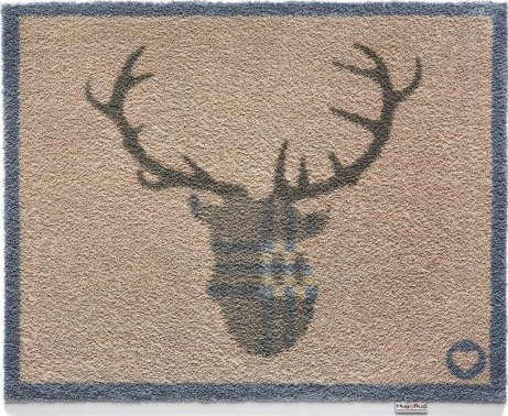 Hug Rug Barrier Mat Home 19 Stag Size 65cm x 85cm