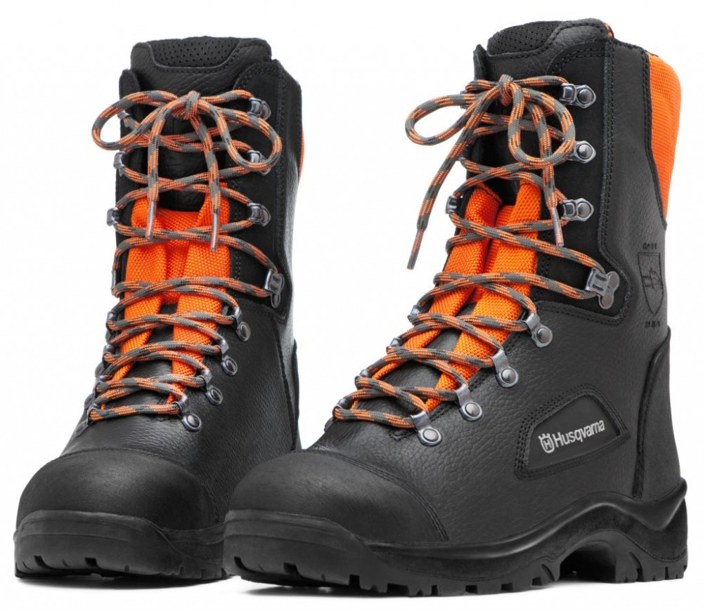 HUSQVARNA Classic 20 Chainsaw Safety Leather Boots
