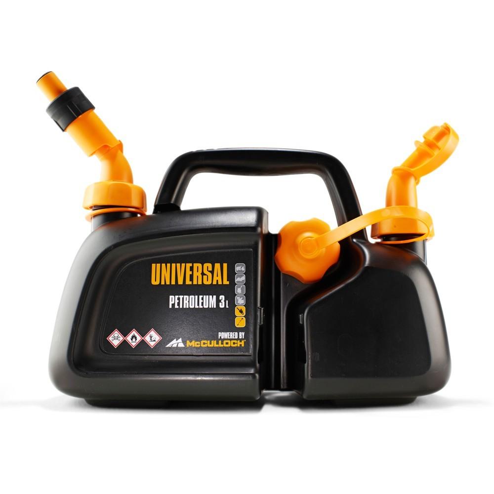 McCulloch Univeral Petrol Oil Combi Can 0L0025