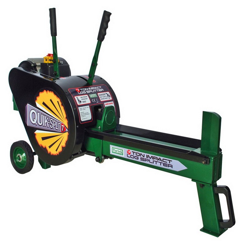 Portek 7 Ton Log Splitter