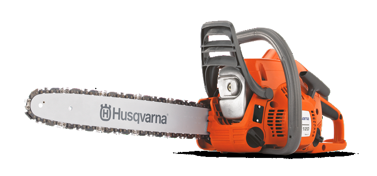 Husqvarna 120 Mark II Petrol Chainsaw 14""