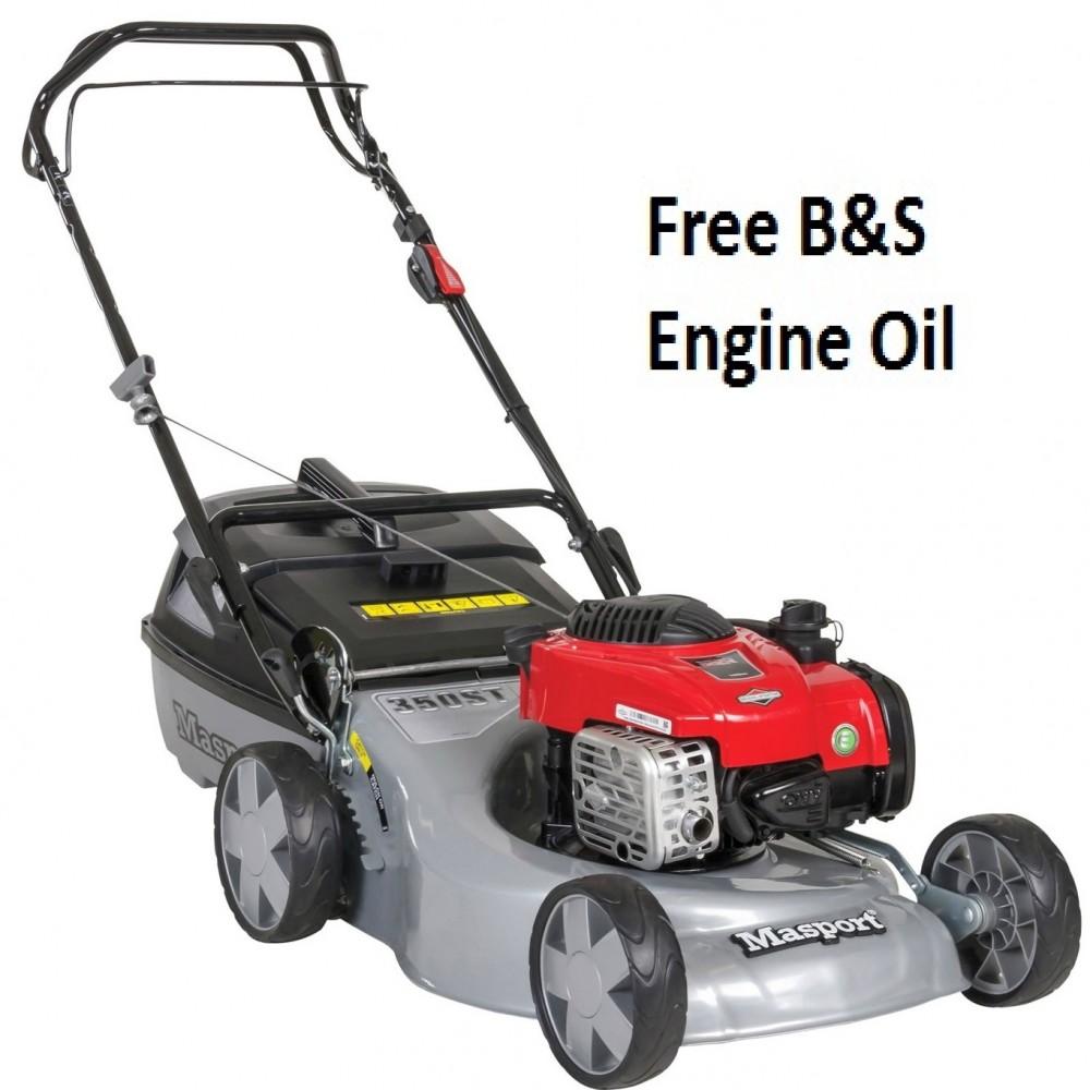 Masport 350-ST SP Combination Petrol Lawn Mower 578967