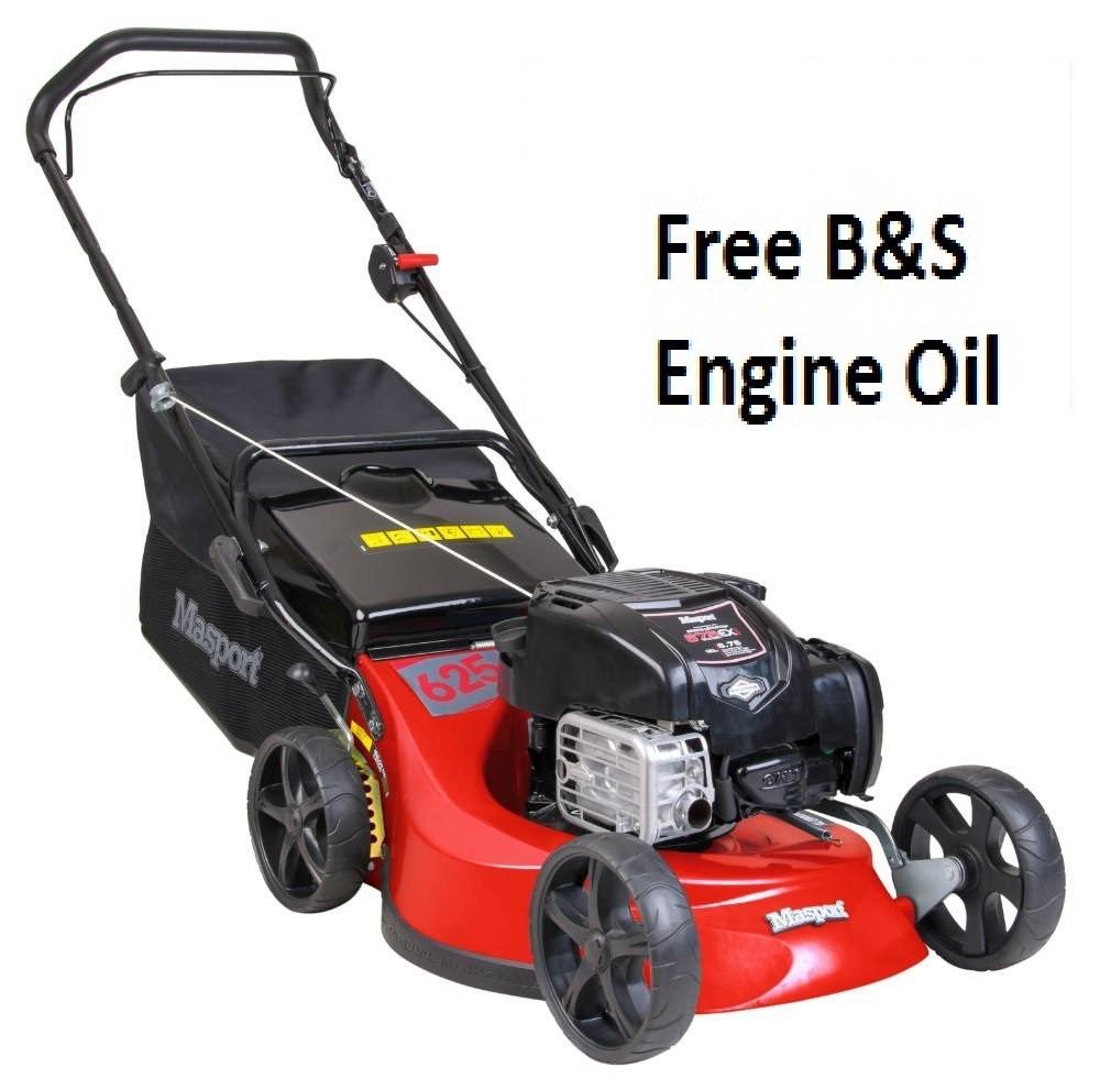 Masport Contractor 625AL Petrol Push Lawn Mower 465774
