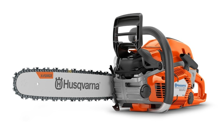 Husqvarna 550 XPG MK II Chainsaw with Heated Handle