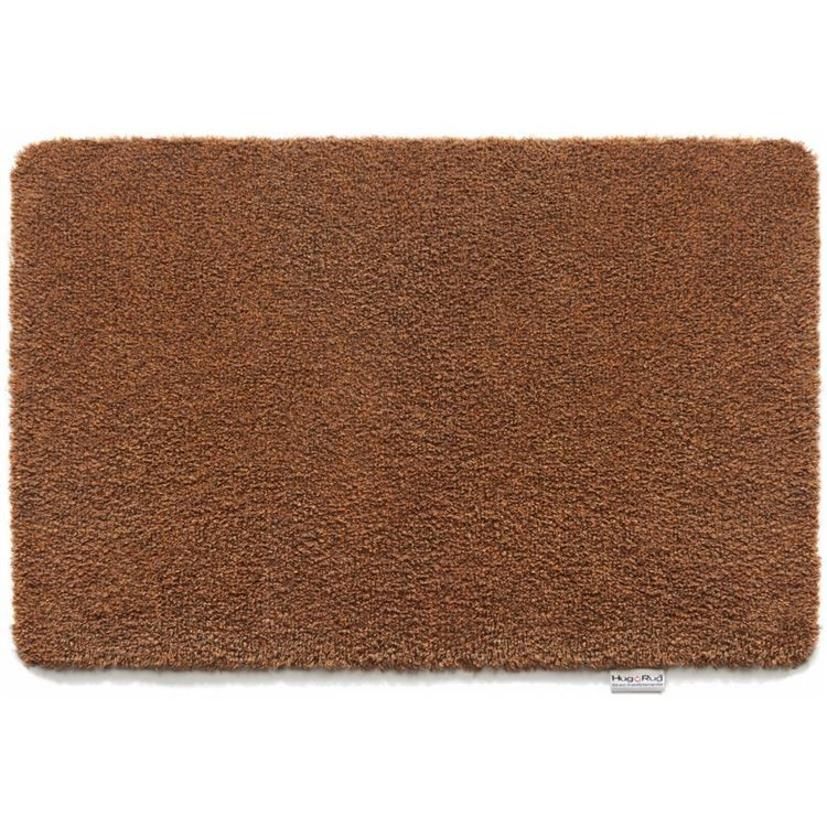 Hug Rug Plain Spanish Brown Barrier Mat