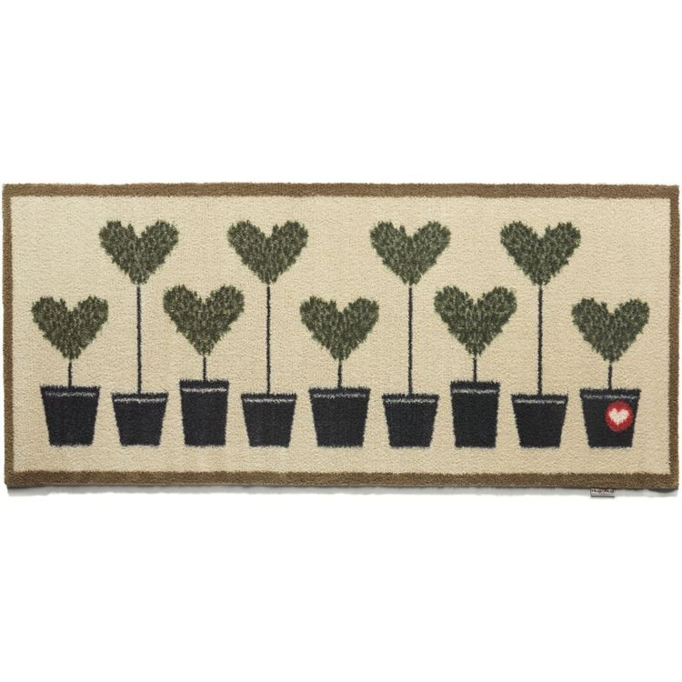 Hug Rug Barrier Mat Topiary 10 Runner