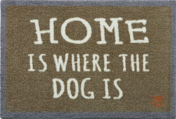 Howler and Scratch Mat Home 1 Size 50 x 75cms