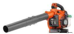 HUSQVARNA Petrol Leaf Blower - 125BVx blower vac kit included