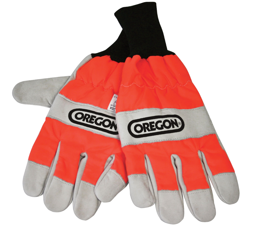 Oregon Chainsaw Protective Gloves 91305