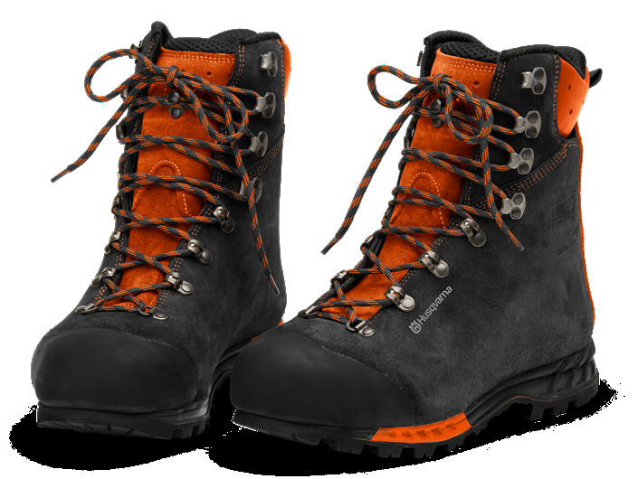 Husqvarna Leather Chainsaw Boots Functional 24