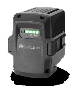 HUSQVARNA Battery BLi100 2.6Ah 967091801