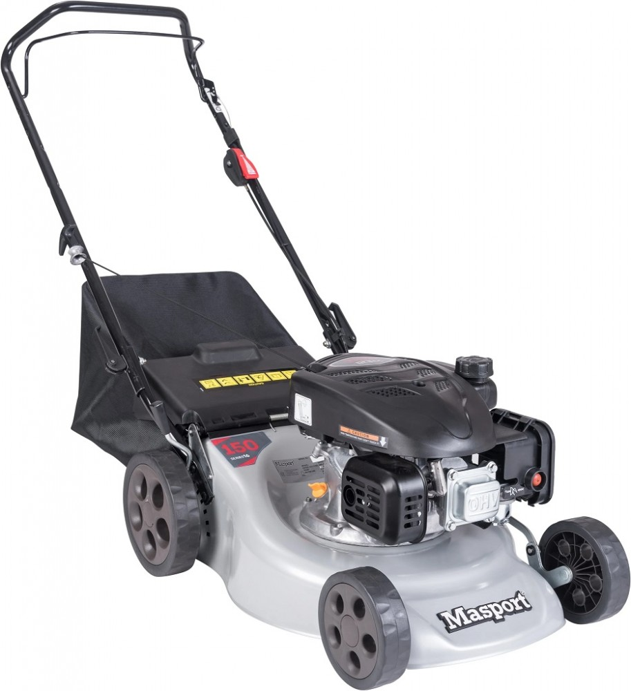 Masport 150 ST Combination Petrol Push Lawnmower