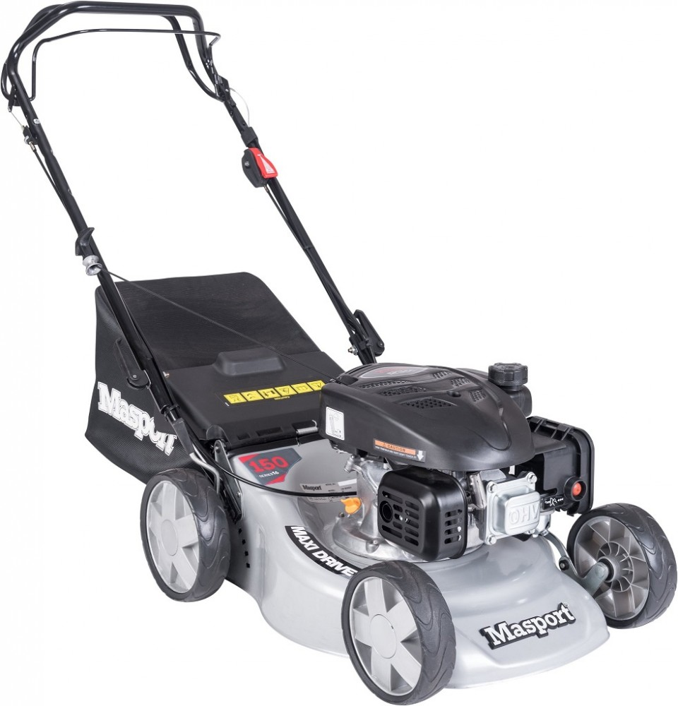 Masport 150 ST SP Combination self-propelled lawnmower