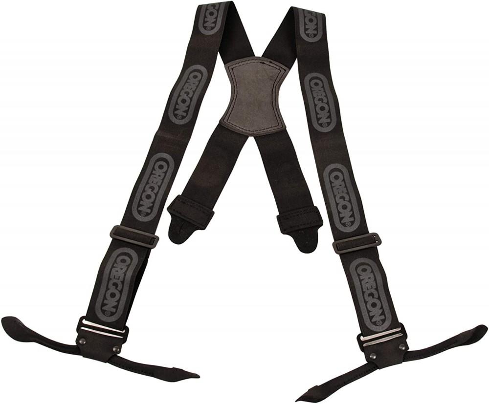 Oregon 537804 Black Logger Braces