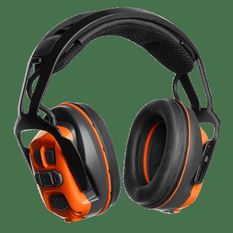Husqvarna X-COM R Hearing Protection with Bluetooth Headband Mounted 595084001