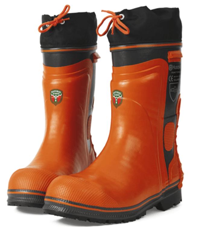 Husqvarna Chainsaw Boots Functional 24 Class 2