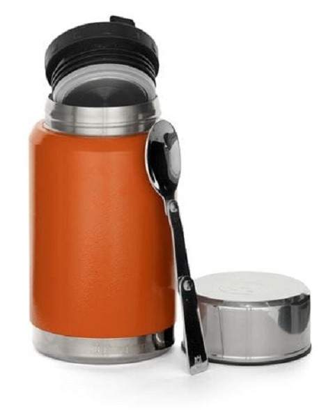 Husqvarna Xplorer Insulated Food Can with Spoon