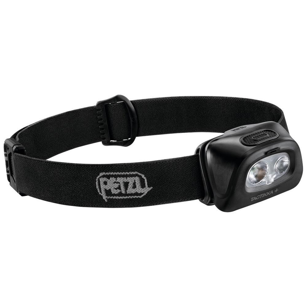 Petzl TACTIKKA + Headlamp Black 350 Lumen E089EA00