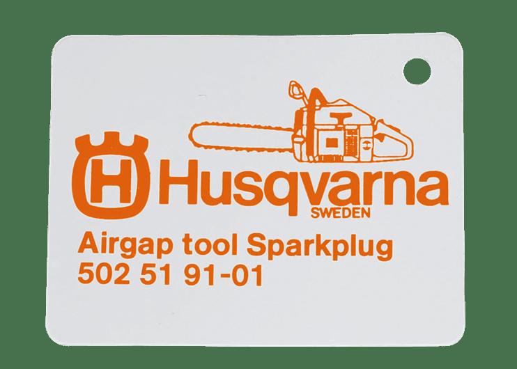 Husqvarna Feeler Gauges Air Gap Tool