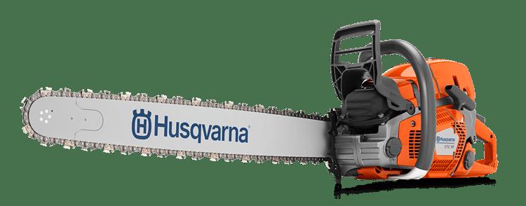 HUSQVARNA 572 XPG Chainsaw