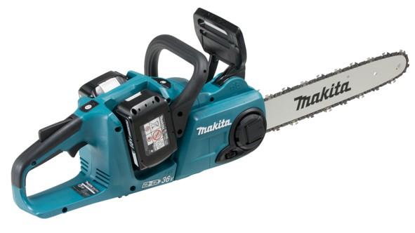 Makita 18Vx2 Battery Chainsaw Kit 350mm BL LXT DUC353PG2