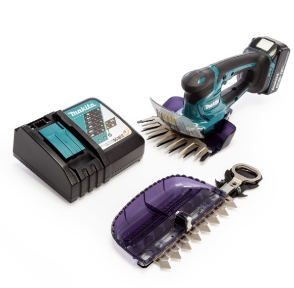 Makita 18V Grass Shears & Hedge Trimmer with battery LXT DUM604RTX