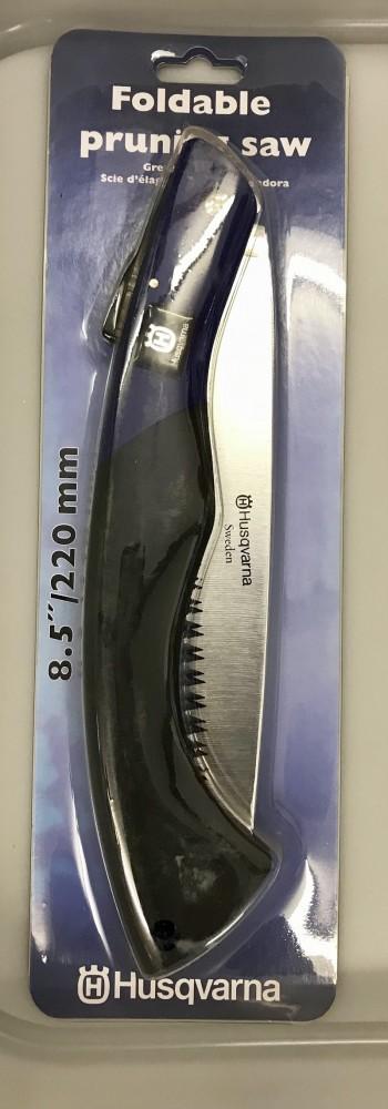 "Husqvarna 8.5"" / 220mm Folding Pruning Saw"