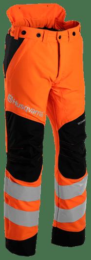 Husqvarna Technical Protective Chainsaw Trousers Hi Viz 20A