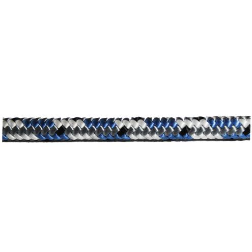 Marlow Gecko Blue Ocean Sewn 13mm Climbing Rope 35M WTS024