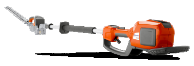Battery Pole Hedge Trimmers