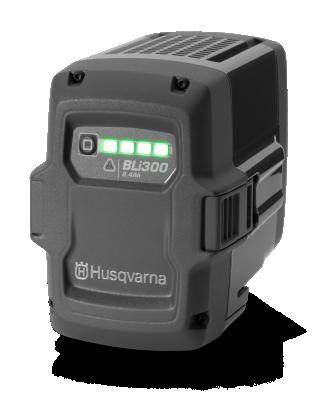Batteries & Chargers Husqvarna